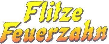 Flitze Feuerzahn